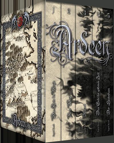 Sigrid Kraft: Ardeen-Edition (Sammelbox)