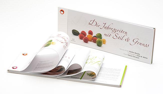 Steffen Dziuba: Die Jahreszeiten mit Stil und Genuss